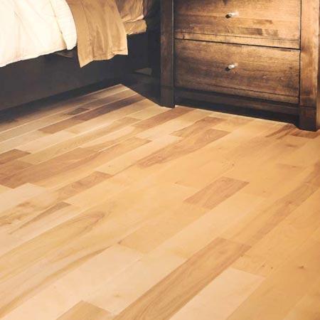 Yellow Birch Solid Mirage 3 1 4 Natural Matte Traditional