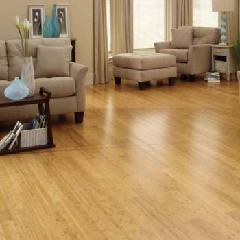 Bamboo US Floors 3' Horizontal Spice