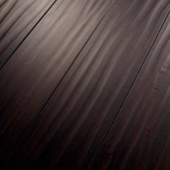 Bamboo US Floors Engineered Hand Scraped Ebony
