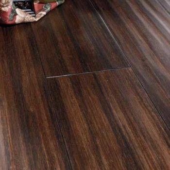 Bamboo US Floors Engineered Hand Scraped Chestnut