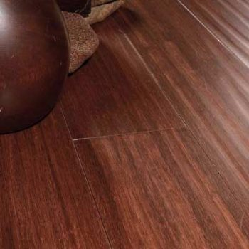 Bamboo US Floors Engineered Hand Scraped Pecan