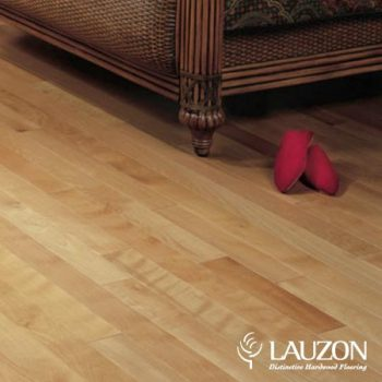 Beech Solid Lauzon Flooring 2-1/4 Natural Pearl