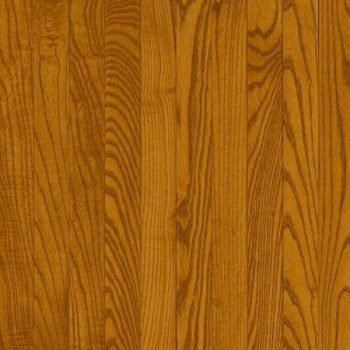 Red Oak Solid Bruce Flooring 3-1/4 Gunstock