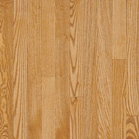 White Oak Solid Bruce Flooring 3-1/4 Spice