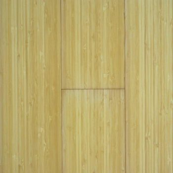 Natural Vertical Engineered Hawa Bamboo Flooring