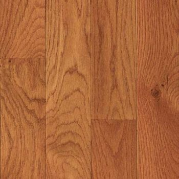 Oak Ol Virginian Flooring 2-1/4 Gunstock