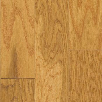 Oak Solid Mullican Flooring 2-1/4 Gunstock