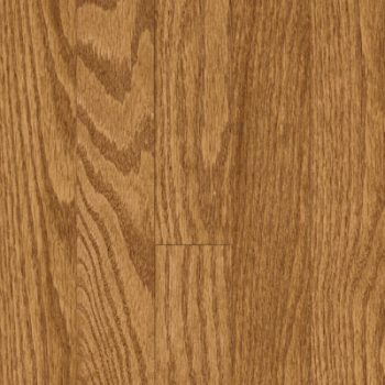 Oak Solid Mullican Flooring 2-1/4 Saddle
