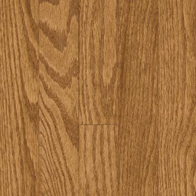 Oak Solid Mullican Flooring 2-1/4 Saddle