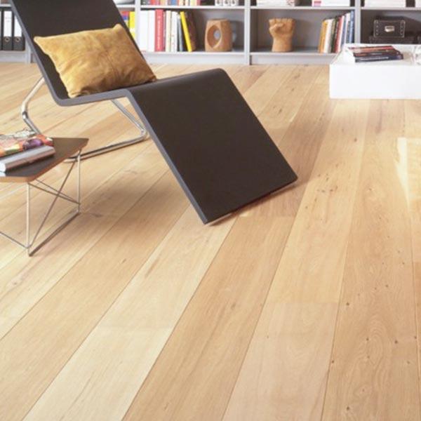 """Oak Solidfloor Flooring 7-1/2"""" Runner Calista Naturel"""