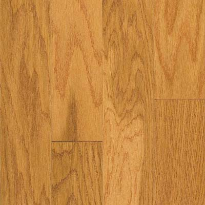 "Oak Engineered MeadowView Flooring 5"" Gunstock"