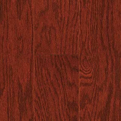 """Oak Engineered MeadowView Flooring 5"""" Bordeaux"""