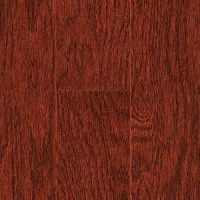 "Oak Engineered MeadowView Flooring 5"" Bordeaux"