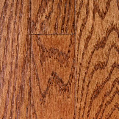 Oak Solid Mullican Flooring 2-1/4 Merlot