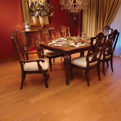 "Red Oak Solid Mirage 4-1/4"" Auburn"