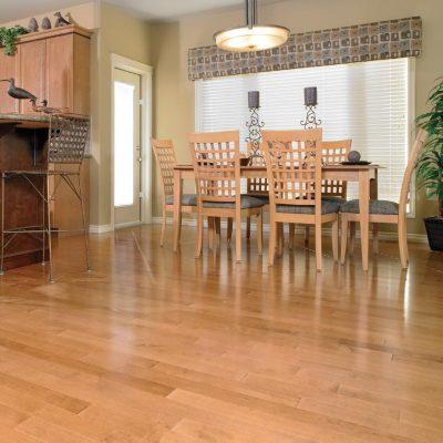 "Maple Solid Mirage Flooring 3-1/4"" Sierra"