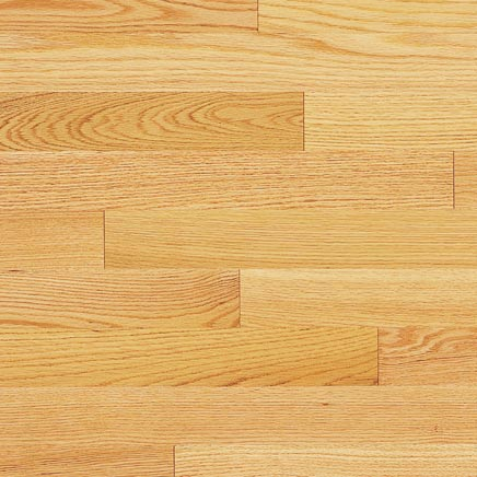 Red Oak Solid Mirage 2-1/4 Natural Select & Better
