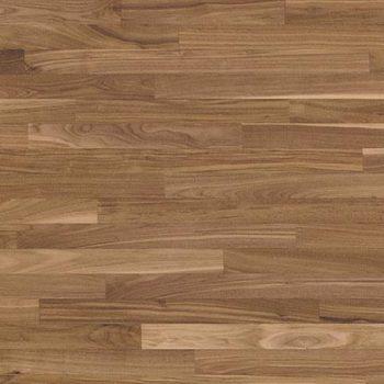 American Walnut Solid Mirage Flooring 3-1/4 Natural Matte