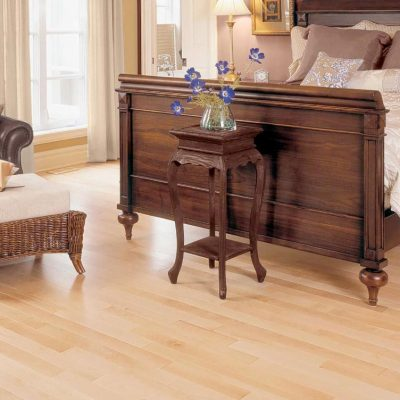 Yellow Birch Solid Mirage 3-1/4 Natural Matte Select