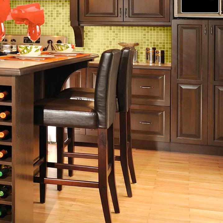 American Cherry Solid Mirage Flooring 3-1/4 Natural Matte