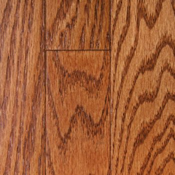 "Oak Solid Mullican Flooring 3"" Merlot"