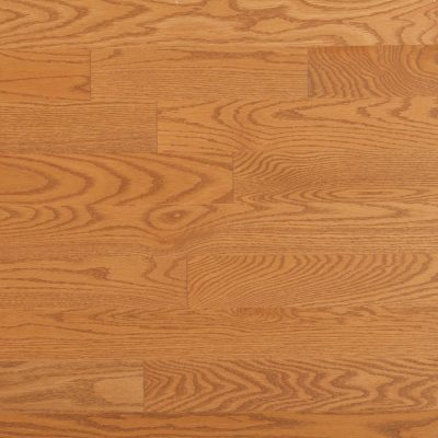 """Red Oak Solid Mirage Flooring 3-1/4"""" Golden"""