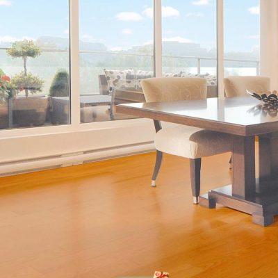 Red Oak Solid Mirage Flooring 3-1/4 Cognac Matte
