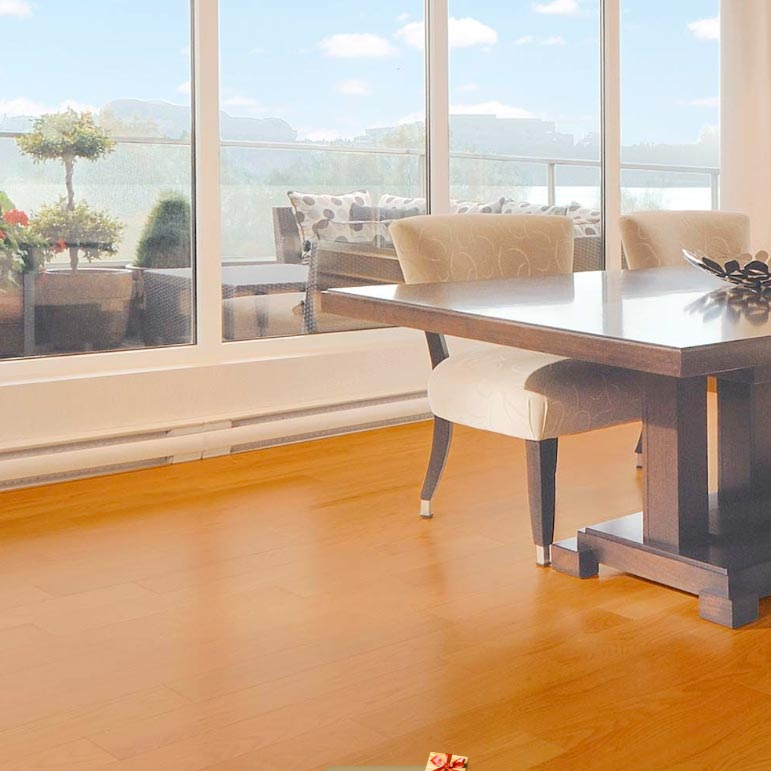 Red Oak Solid Mirage Flooring 3-1/4 Cognac Matte