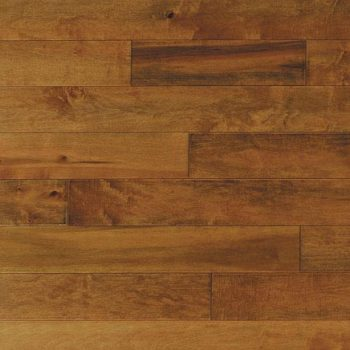 Maple Solid Mirage Flooring 3-1/4 Toffee Matte