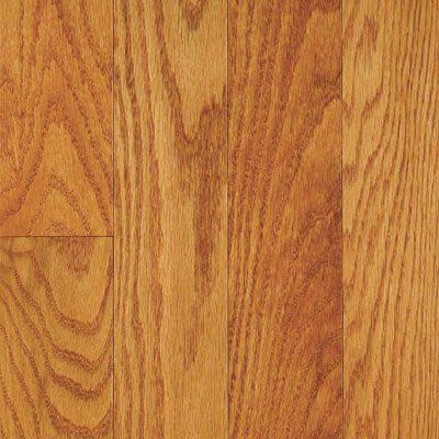 """Oak Solid Mullican Flooring 3"""" Butterscotch"""