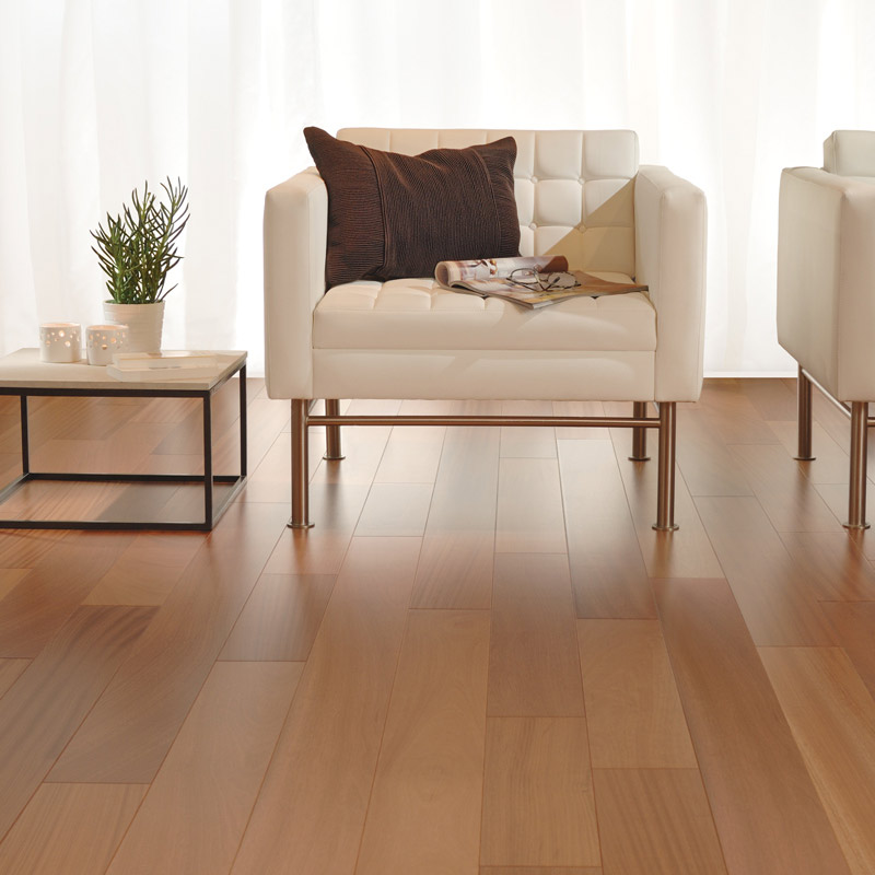 Sapele Engineered Mirage Cashmere 5 Natural Custom Wood