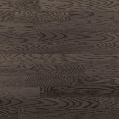 """Red Oak Solid Mirage 2-1/4"""" Charcoal"""