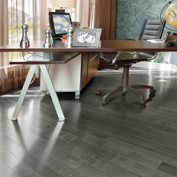 "Red Oak Solid Mirage 3-1/4"" Charcoal"