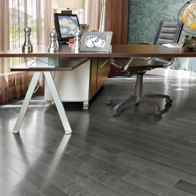 """Red Oak Solid Mirage 3-1/4"""" Charcoal"""