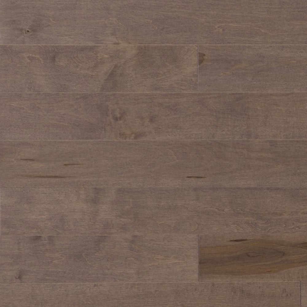 Maple Engineered Mirage 5 Quot Greystone Custom Wood Floors