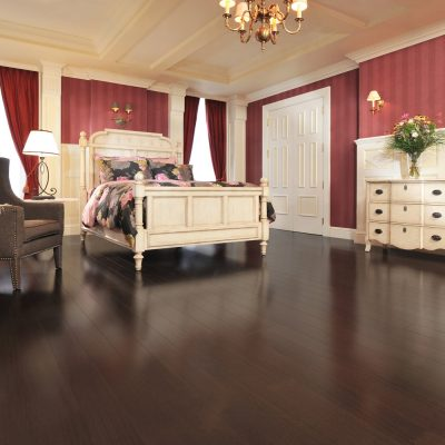 African Mahogany Engineered Mirage Cashmere 3-5/16 Onyx