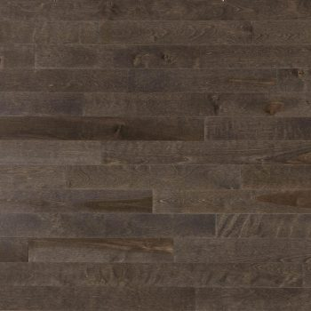 """Yellow Birch Solid Mirage 3-1/4"""" Charcoal"""