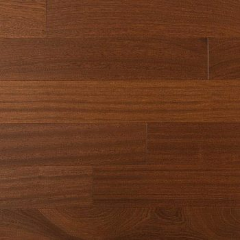 African Mahogany Engineered Mirage Cashmere 3-5/16 Brass