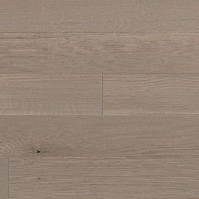Handcrafted White Oak Engineered Mirage Cashmere 5 Chateau R&Q