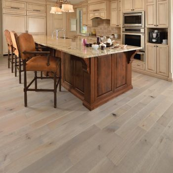 Handcrafted White Oak Engineered Mirage Cashmere 6- 1/2 Chateau R&Q
