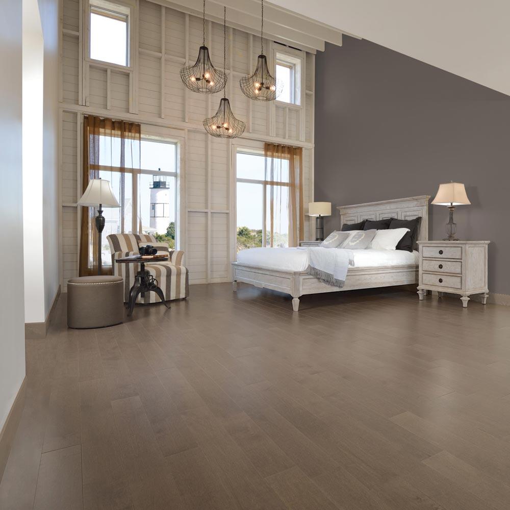 Maple Engineered Mirage 5 Quot Platinum Custom Wood Floors