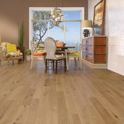 """Old Red Oak Solid Mirage 4-1/4"""" Textured Papyrus"""