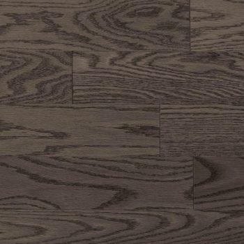 """Red Oak Mirage Herringbone 2-9/16"""" Charcoal"""