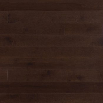 """Yellow Birch Solid Mirage 3-1/4"""" Coffee"""