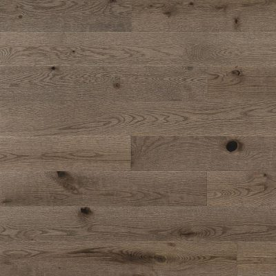 """Old Red Oak Solid Mirage 4-1/4"""" Textured Barn Wood"""