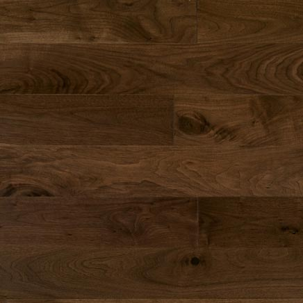 "Knotty Walnut Mirage Herringbone 5"" Savanna"