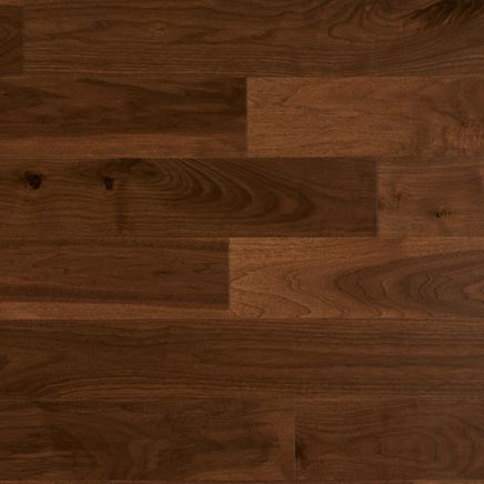 "Knotty Walnut Mirage Herringbone 5"" Colorado"