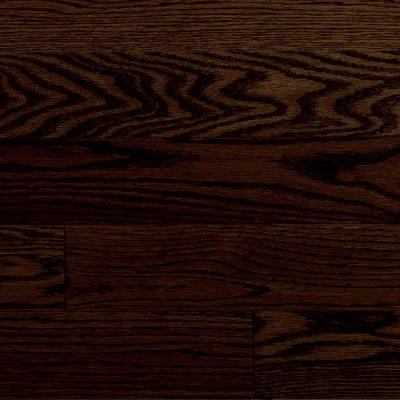 "Red Oak Mirage Herringbone 5"" Vienna 25-1/2"""