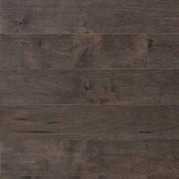 "Maple Mirage Herringbone 5"" Charcoal 25-1/2"""
