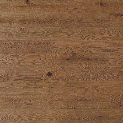 """Old Red Oak Solid Mirage 3-1/4"""" Textured Linen"""
